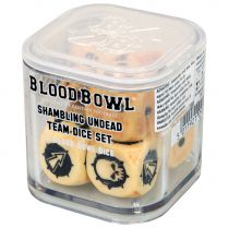 Blood Bowl: Shambling Undead Team Dice Set